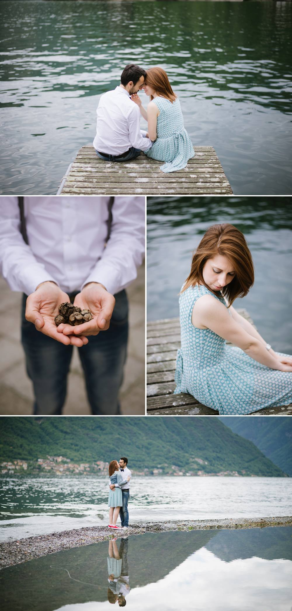 LOVE SESSION LAKE COMO